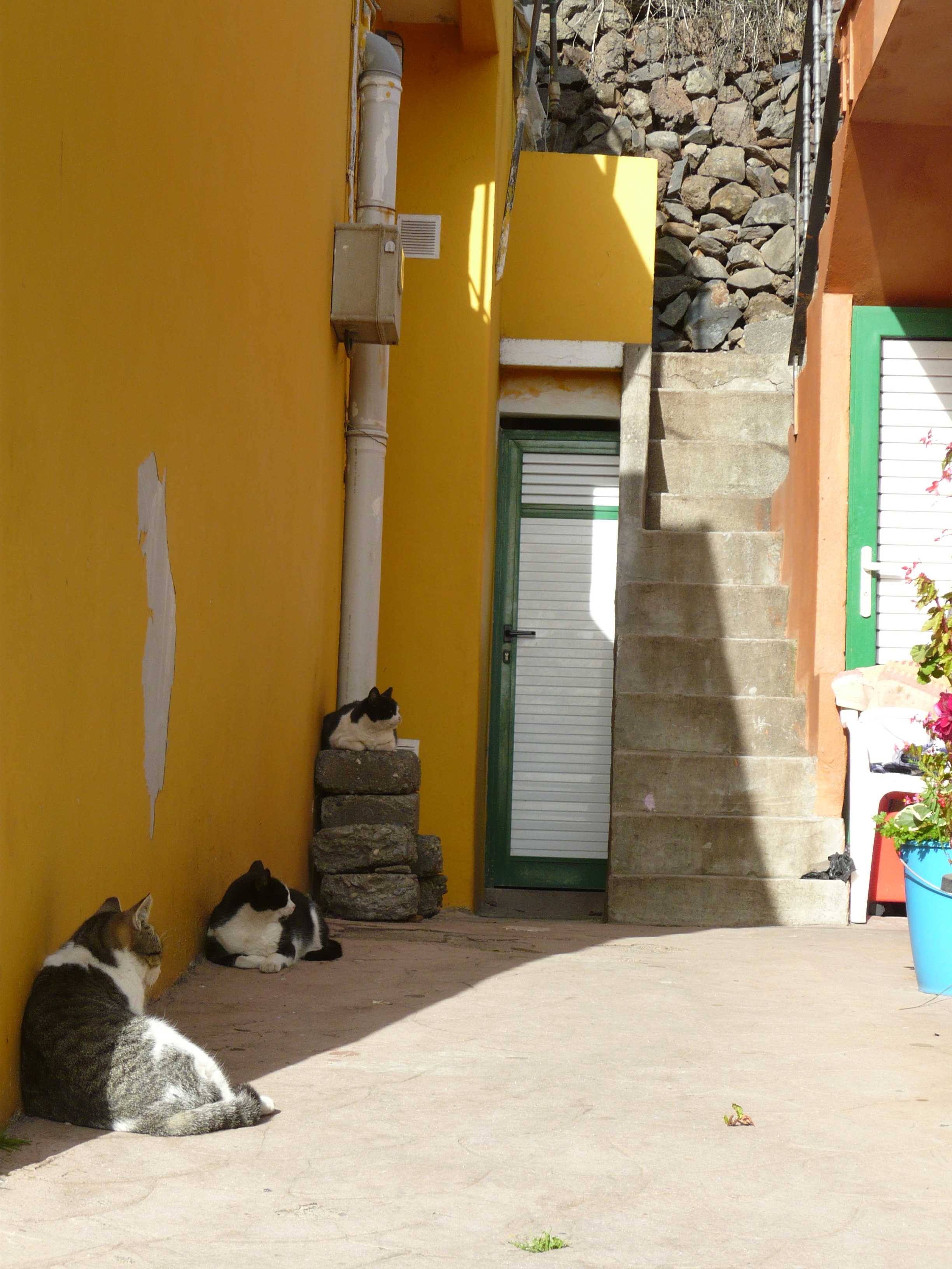 Altstadt in Apulien