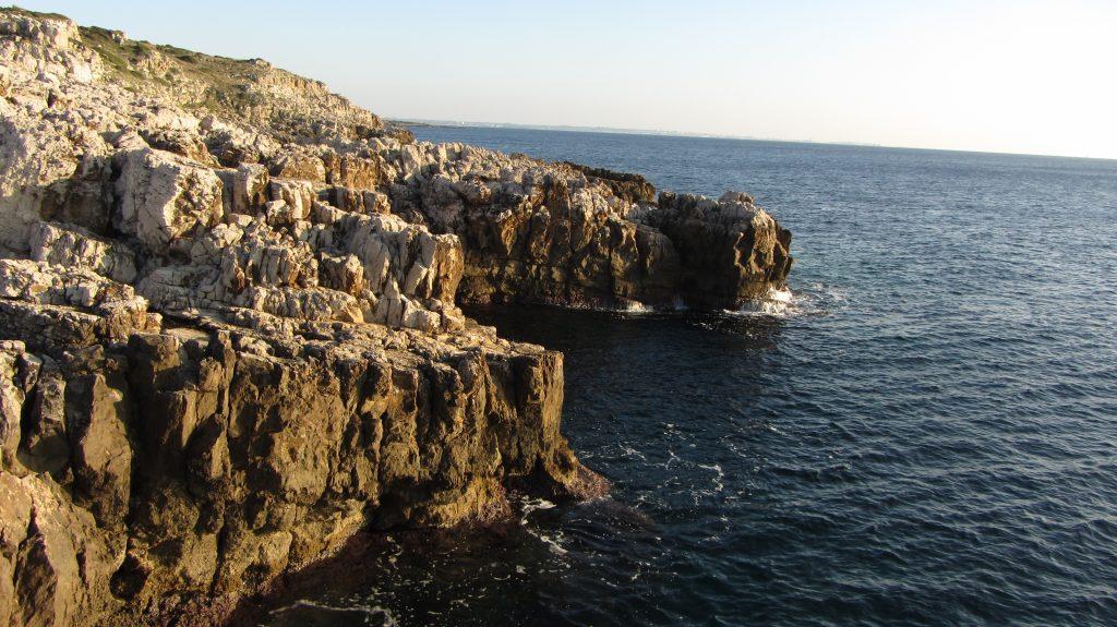 Das Meer bei S. Maria di Leuca