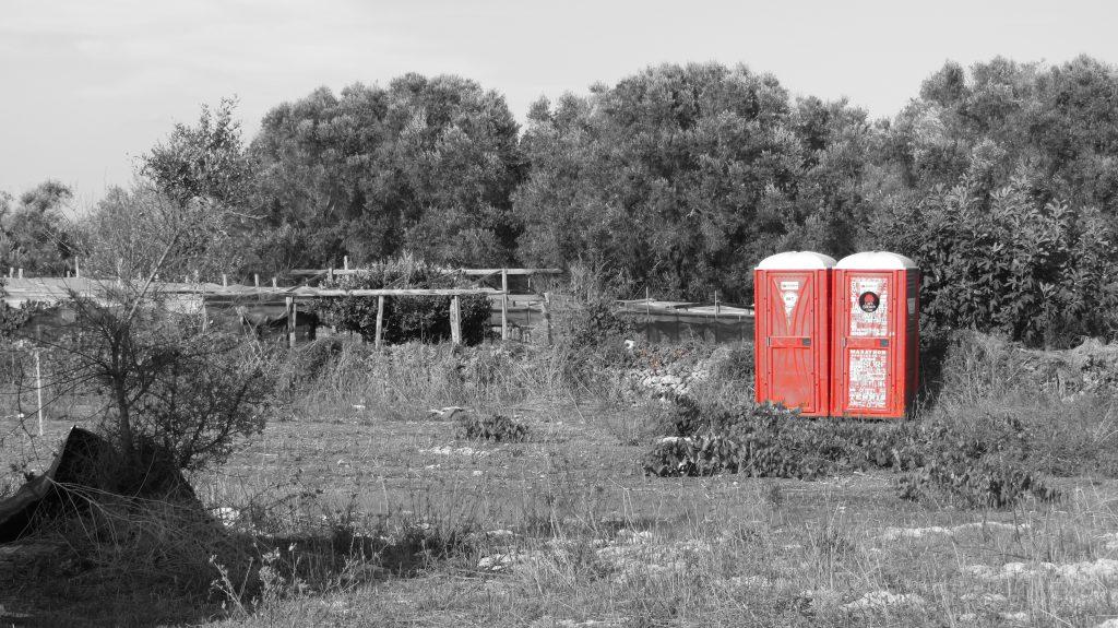 Schwarz-weiß-rot-Salento