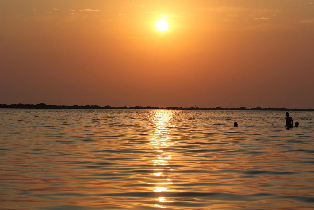 Sonnenuntergang im Salento