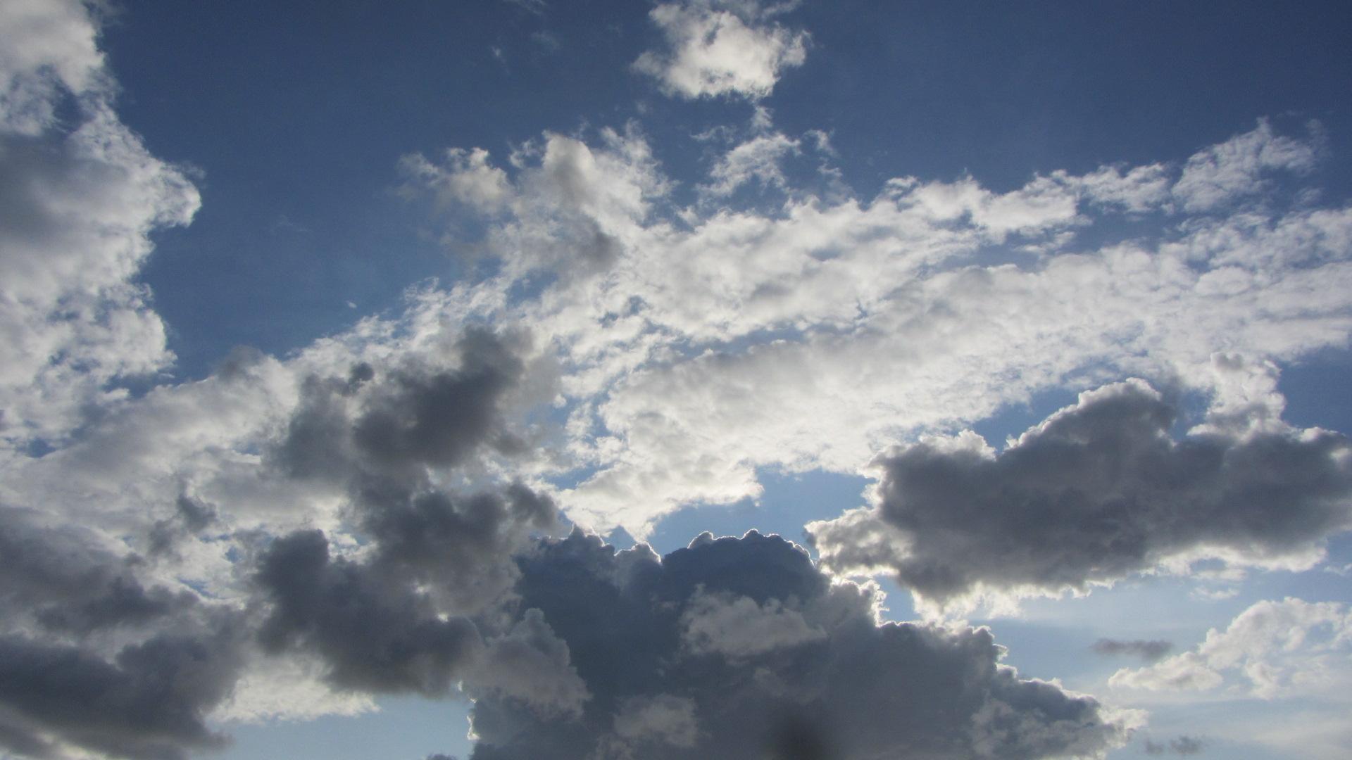 Wolkenmeer in Apulien